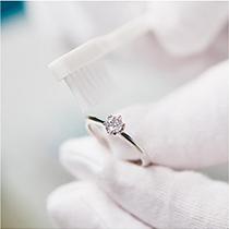 銀座ダイヤモンドシライシの永久保証サービス